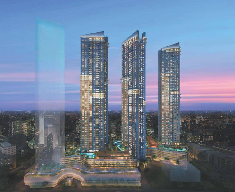 Images for Elevation of Sheth Auris Serenity Tower 2