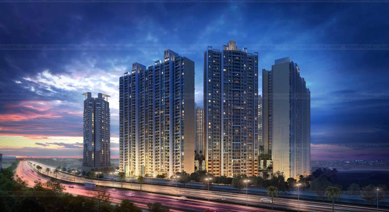 Images for Elevation of Indiabulls Park 4
