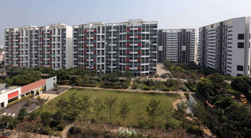 Images for Elevation of Kumar Park Infinia Phase III
