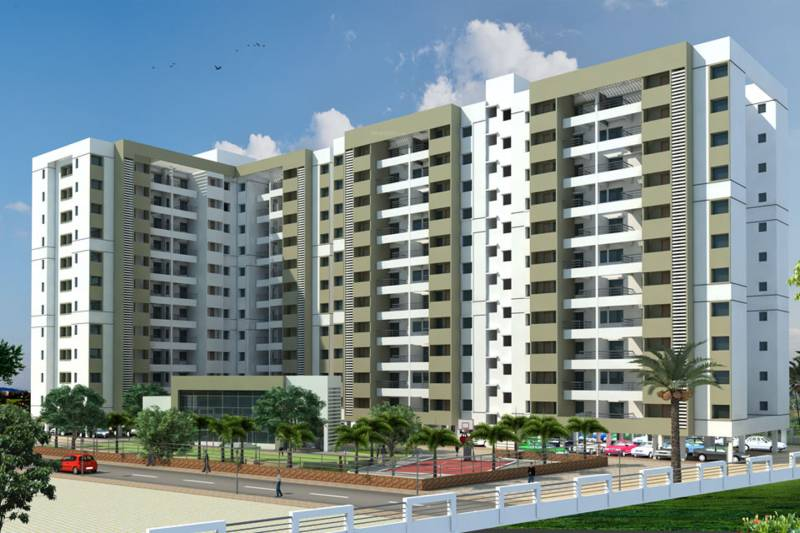 Images for Elevation of F5 Green County Phase II Wing C