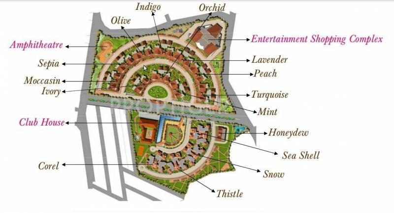 Images for Layout Plan of HM World City
