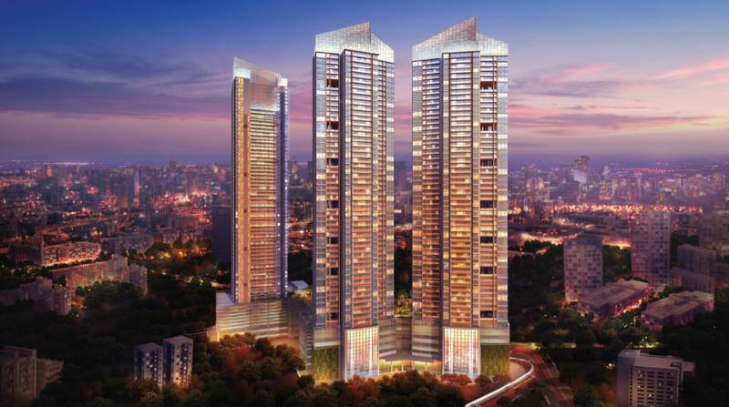 Images for Elevation of Rustomjee Crown Phase 2