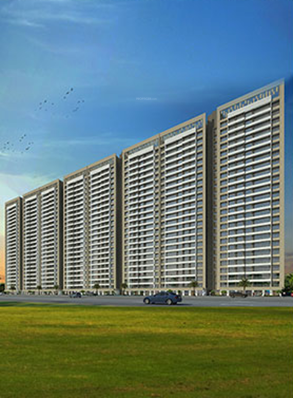 Jp North Elara In Mira Road East Mumbai Price Location