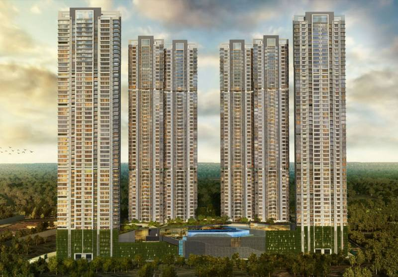 Images for Elevation of Sheth Montana Phase 1