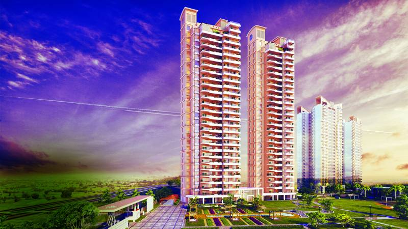 Images for Elevation of Gaursons Gaurs Platinum Towers