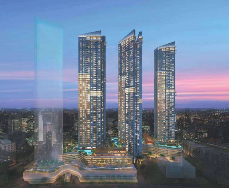 Images for Elevation of Sheth Auris Serenity Tower 3