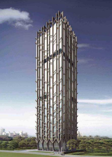 Images for Elevation of Lodha New Cuffe Parade Lodha Altia