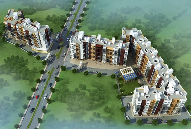 Images for Elevation of Moraj Maa Shrishti Wing B