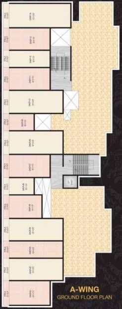 Images for Cluster Plan of Laxmi Castello Apartment