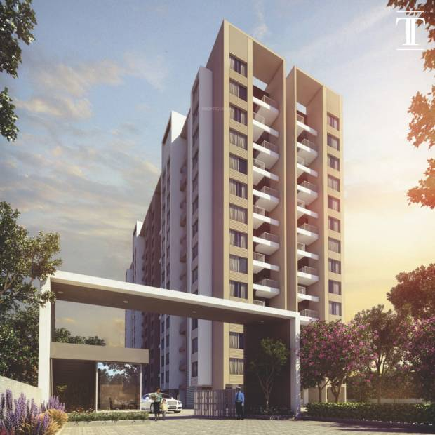 Images for Elevation of Gayatri Properties Twin Towers
