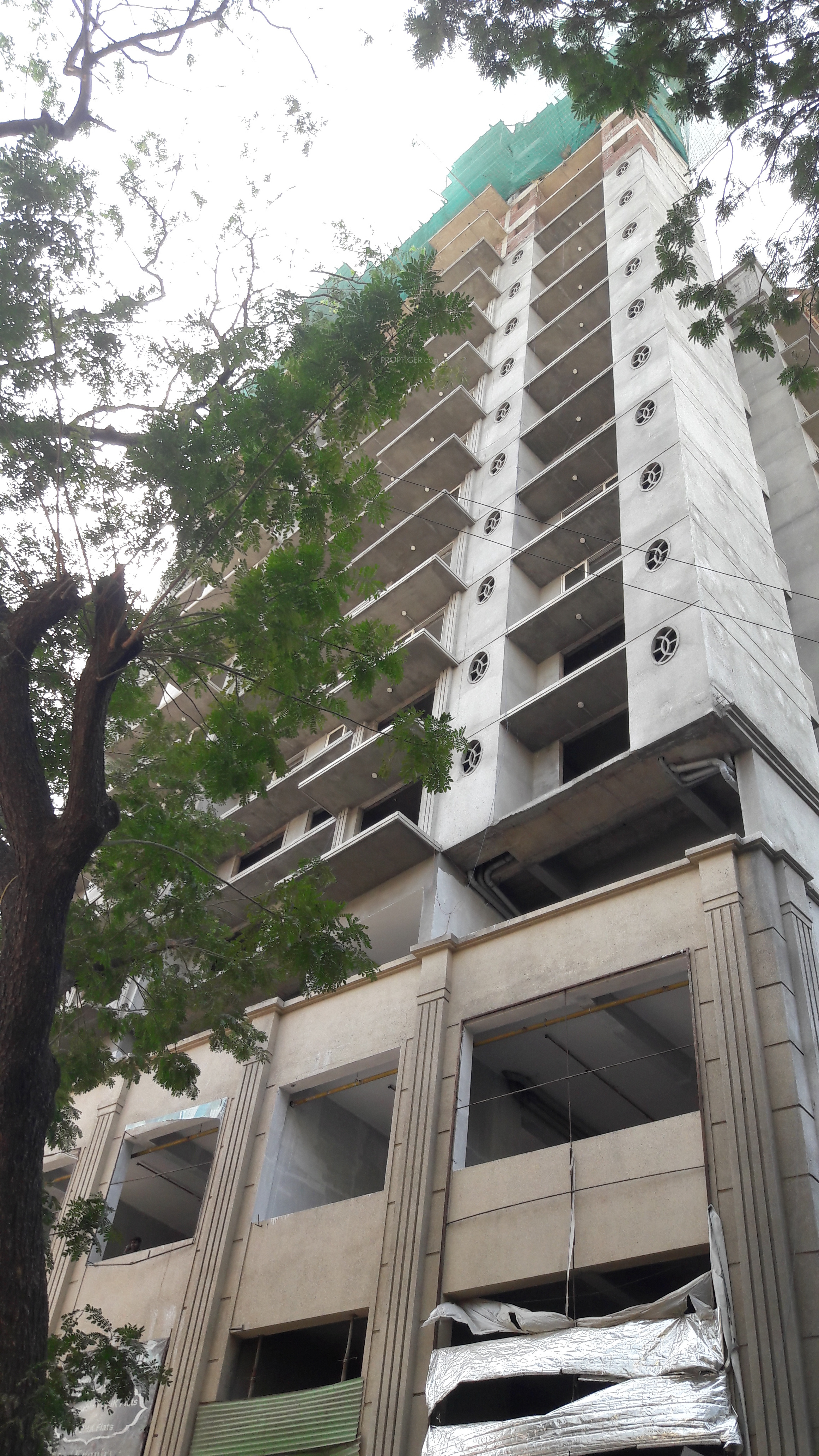 440 sq ft 1 BHK 1T Apartment for Sale in Mumbai Housing and