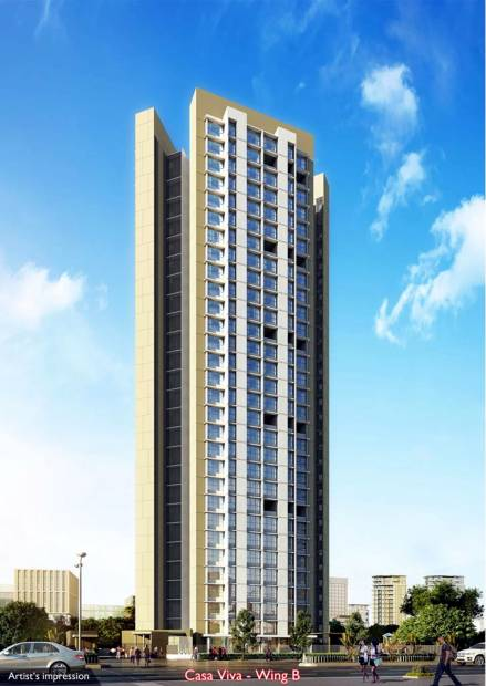 Images for Elevation of Lodha Casa Viva