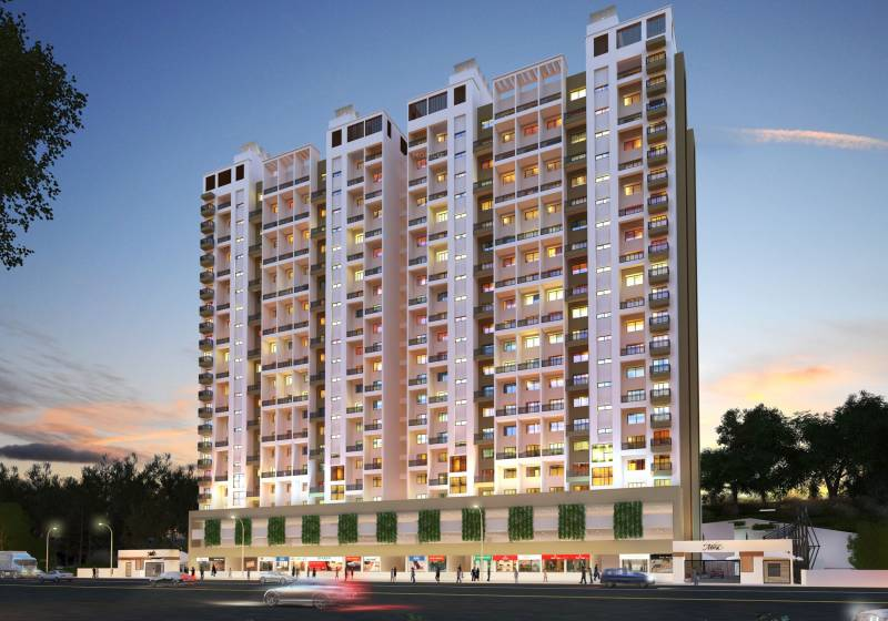 Images for Elevation of Sharada Myria A Wing