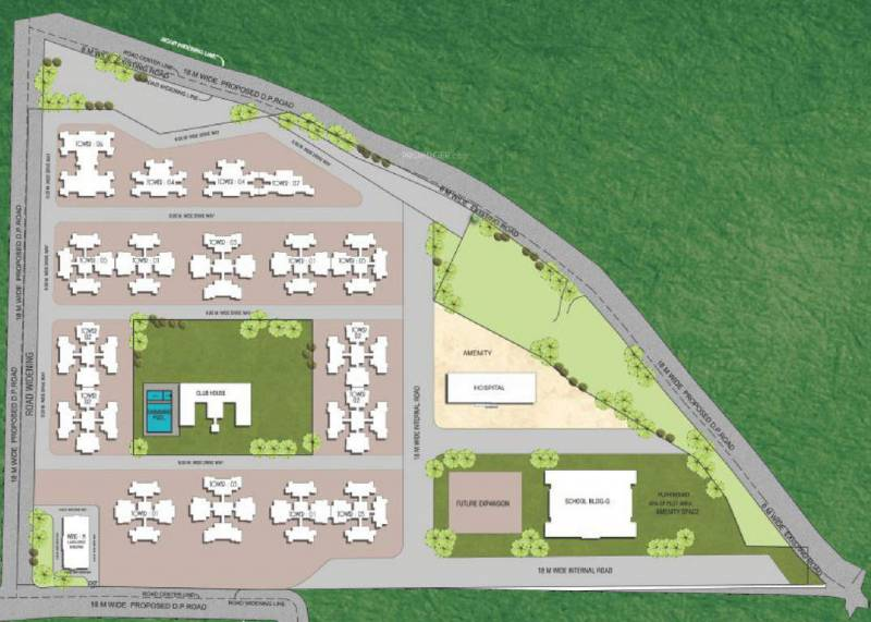 Images for Master Plan of Sai Proviso Leisure Town Phase 1