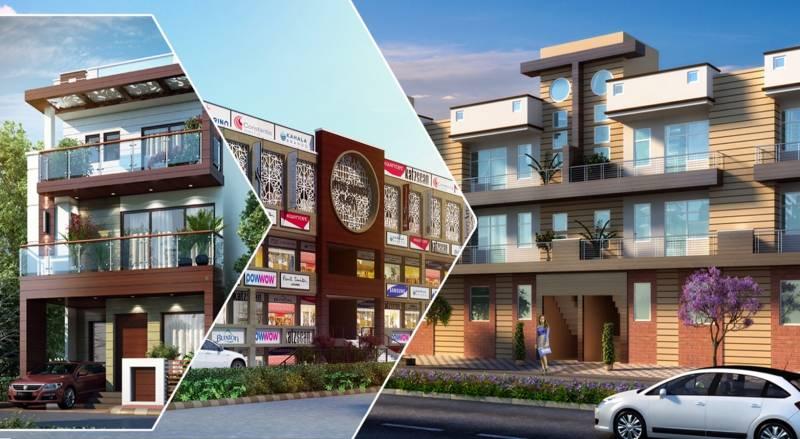 srishti-premium-floor Images for Elevation of Renowned Srishti Premium Floor