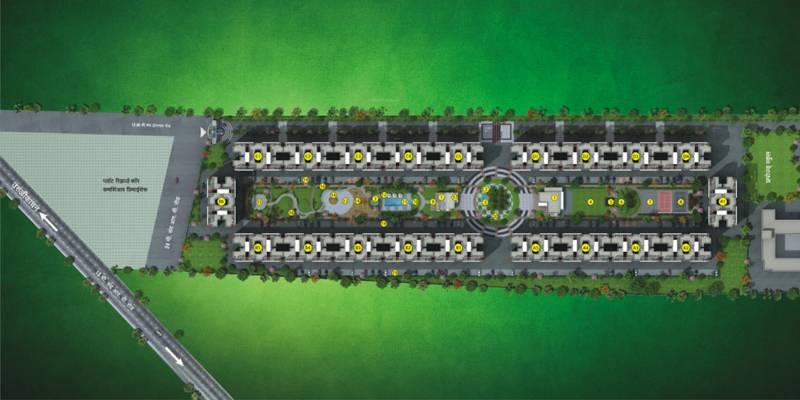 Images for Layout Plan of Horizon Akanksha Phase 1