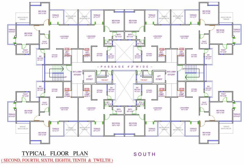 Images for Cluster Plan of Dynamic Dynamic Grandeur