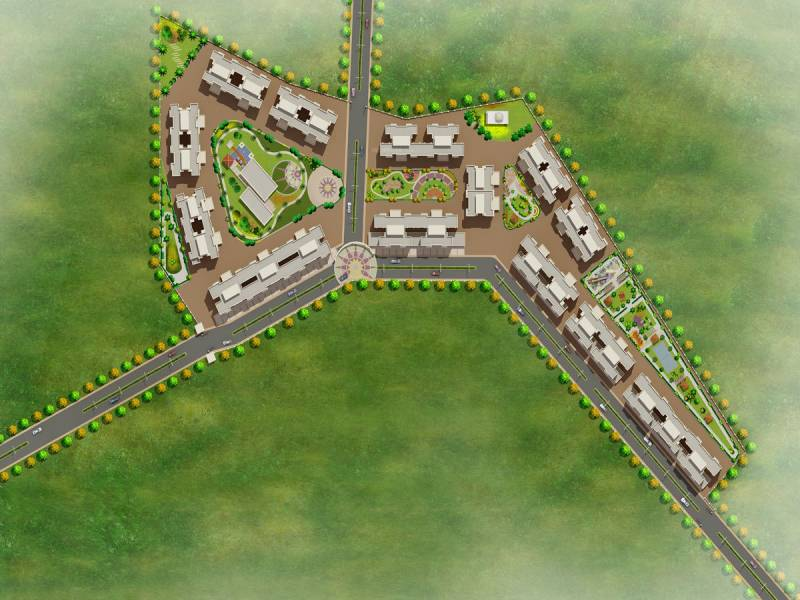 Images for Layout Plan of Charms Meadows Phase I