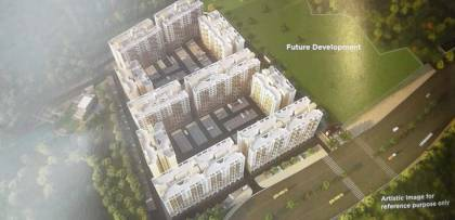 Images for Elevation of Kohinoor Abhimaan Homes Phase I