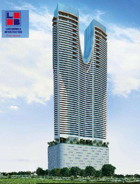 Images for Elevation of Lokhandwala Minerva 1A 1B And 1C