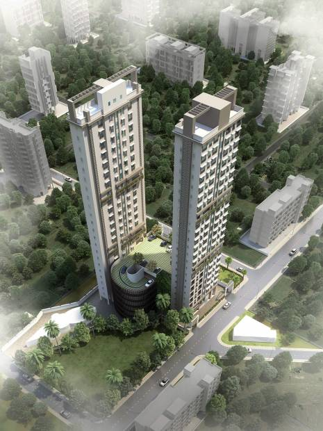 Images for Elevation of Dhaval Sunrise Orlem 2B Phase 3