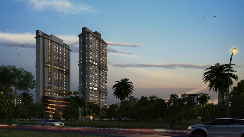 Images for Elevation of Dhaval Sunrise Orlem 2A Phase 1