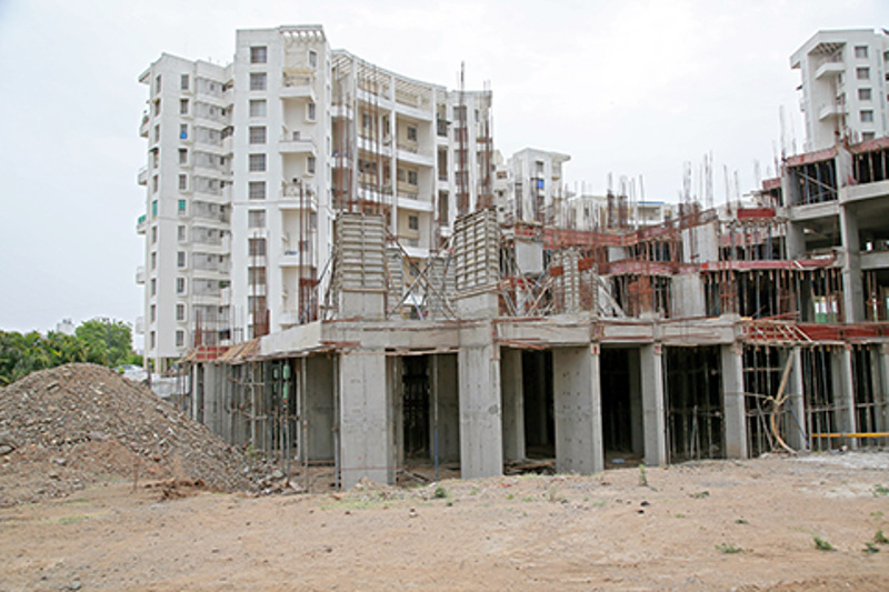 Images for Construction Status of Paranjape Gloria Grand B1 B2 H2