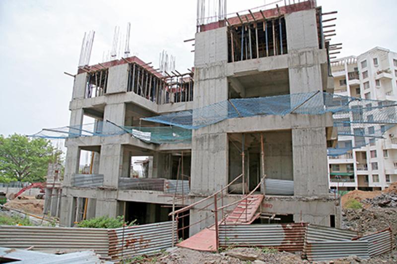 Images for Construction Status of Paranjape Gloria Grand B1 B2 H2