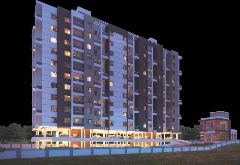 Images for Elevation of Vijayalaxmi Laxmisatyam Residency