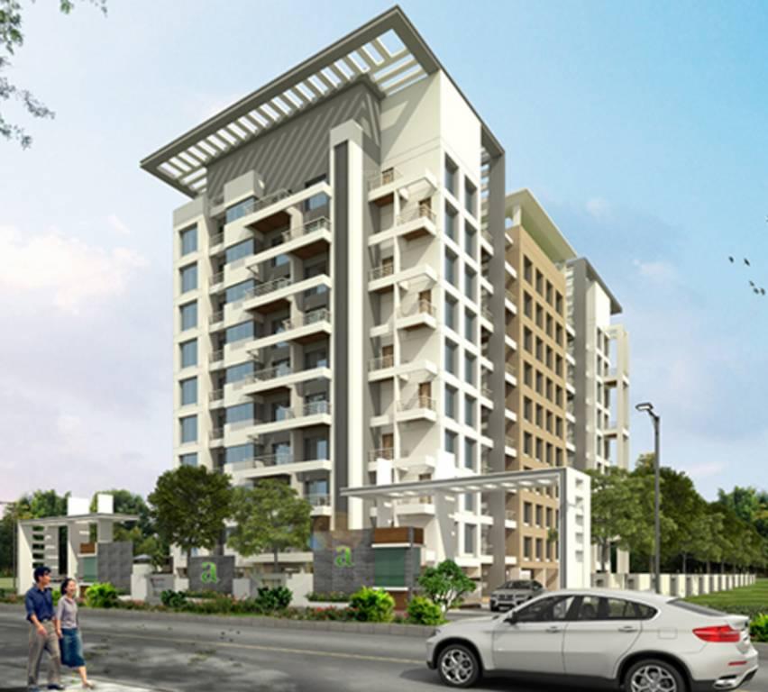 Allure Apartments: Dreamland Allure Apartment In Wagholi, Pune