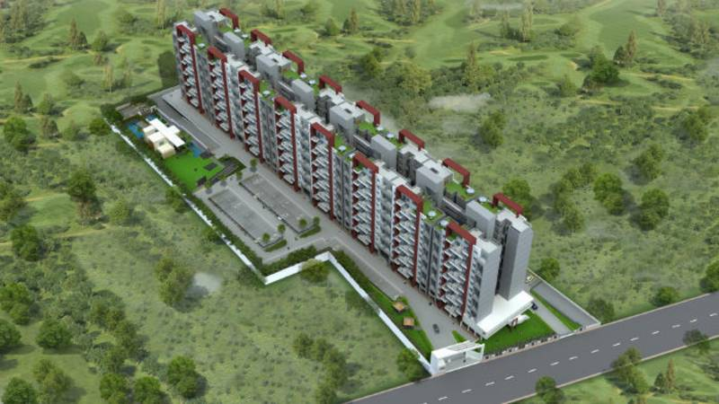 Images for Elevation of Goyal My Home Punawale