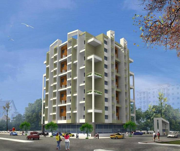 Images for Elevation of Satyam Shrey A