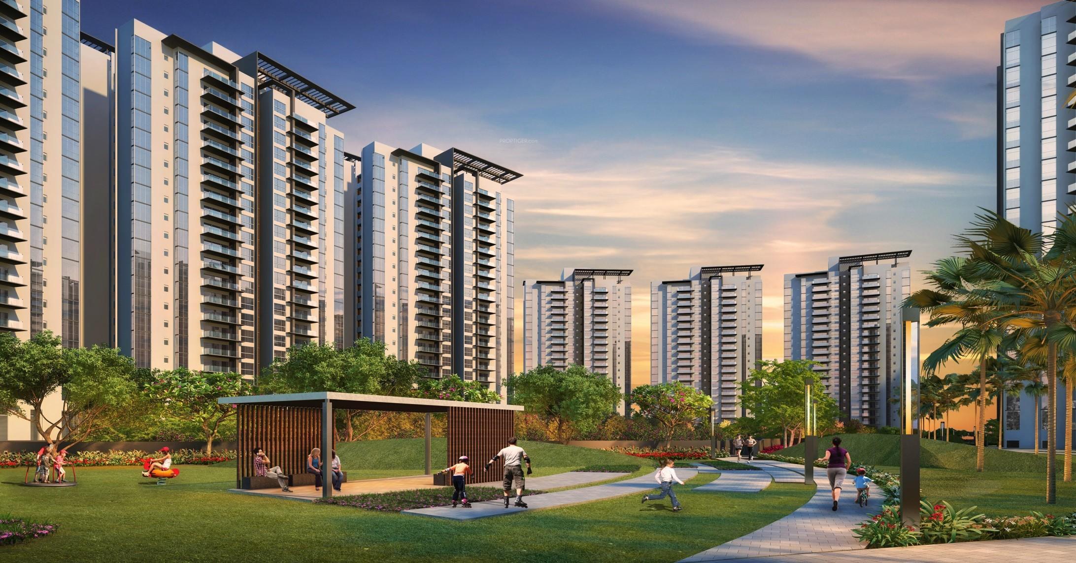 Kasturi Building A2 Eon Homes