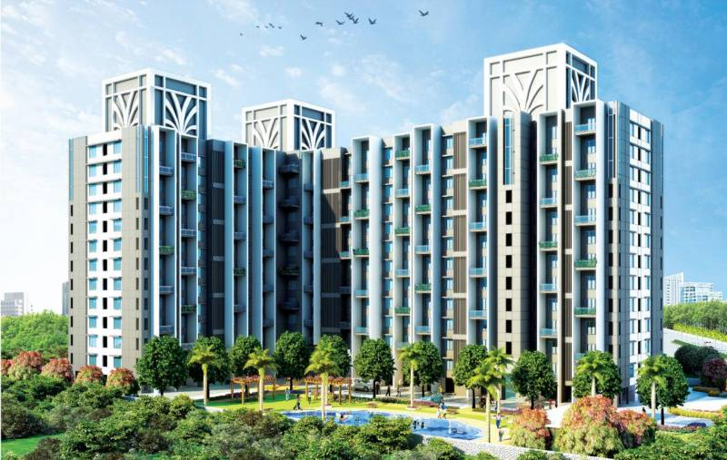 Images for Elevation of Sheth Tiara Building A