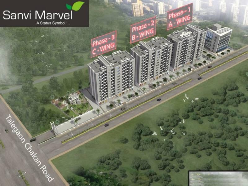 Images for Elevation of Meghraj Sanvi Marvel A
