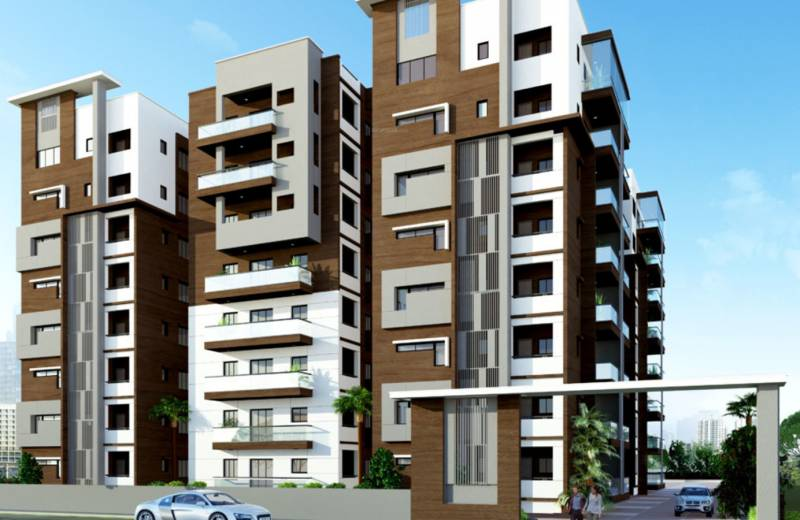 Images for Elevation of Riddhi Saphire