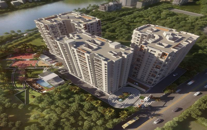 Images for Elevation of Namrata Life 360 Degree