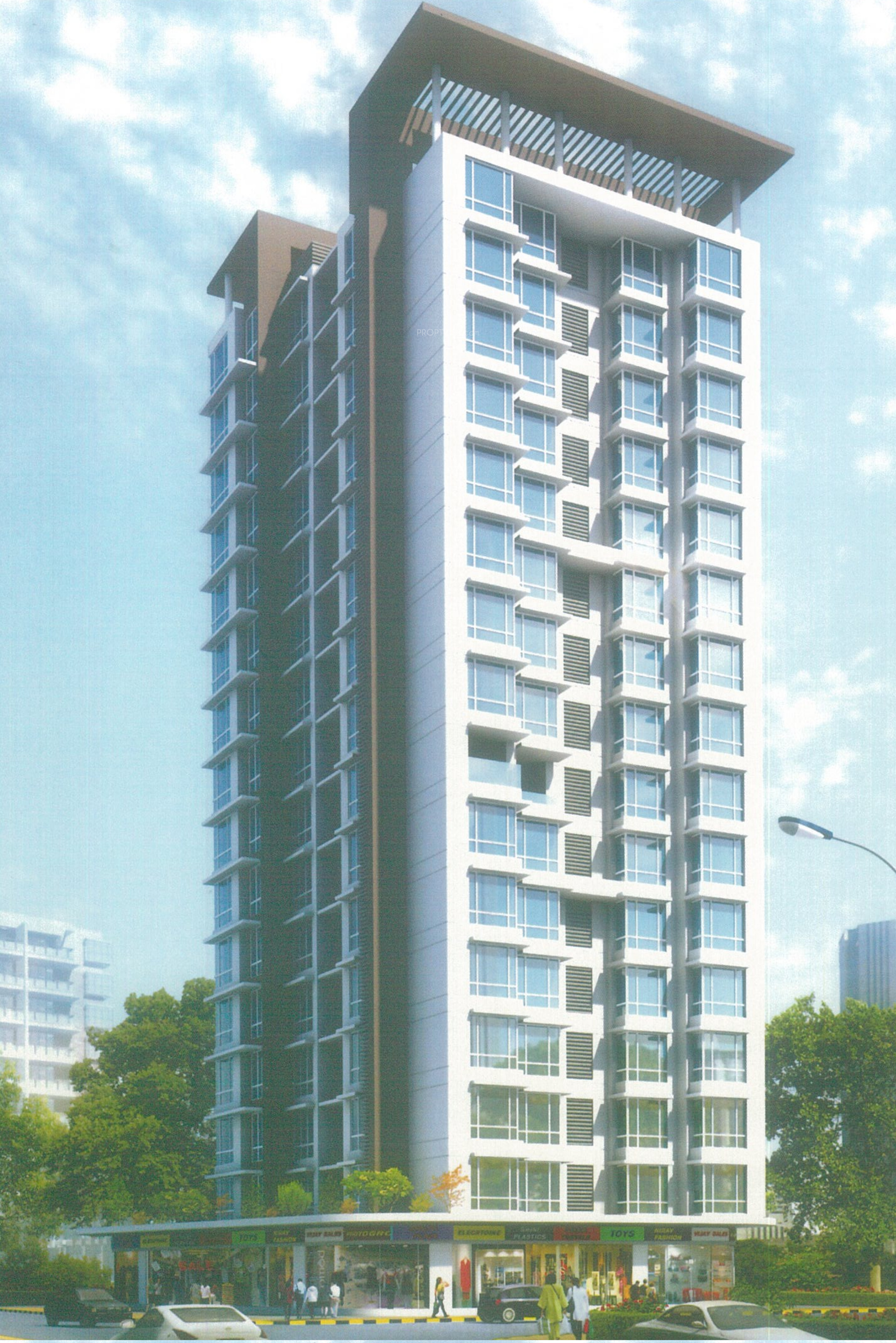 Abhismit Aum Heights In Goregaon West Mumbai Price