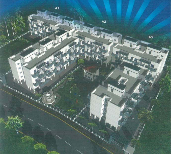 Images for Elevation of Orient Shivam Lotus Building A3