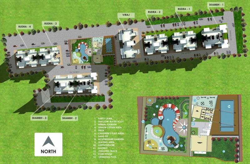 Images for Layout Plan of Orange Royal Orange County F Wing