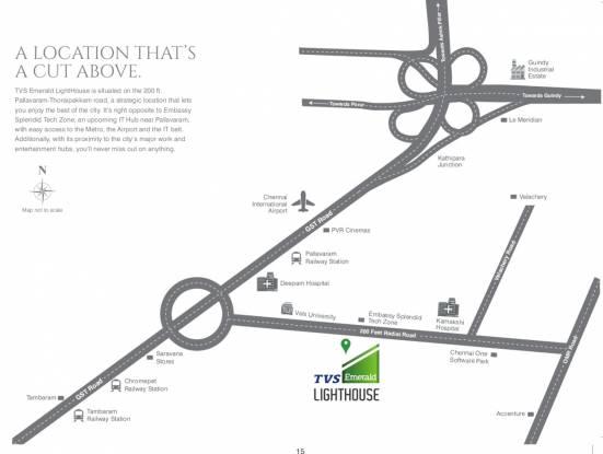 light-house Location Plan