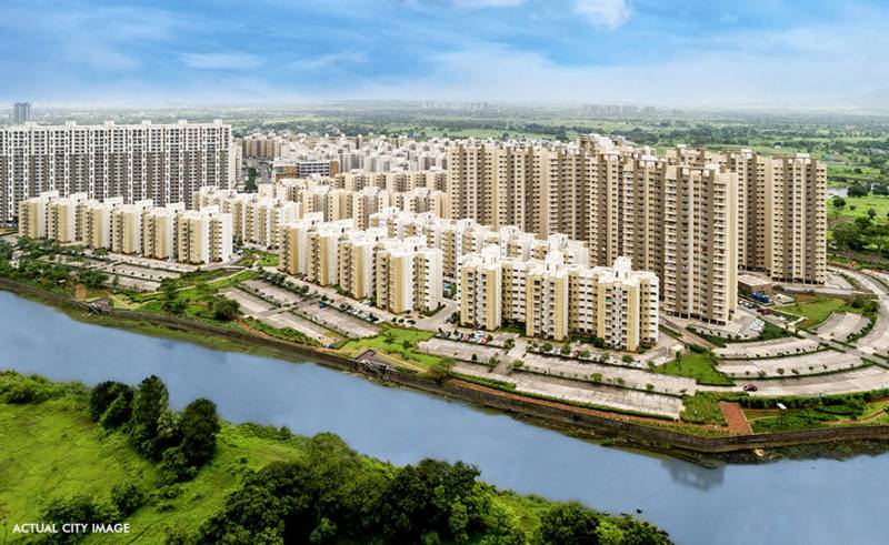 Images for Elevation of Lodha Palava Estela A B C