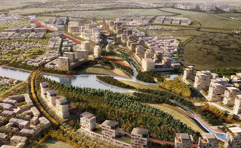 Images for Elevation of Lodha Palava Savana And Siena