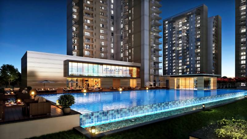 Images for Elevation of Godrej Solitaire at Godrej Nest