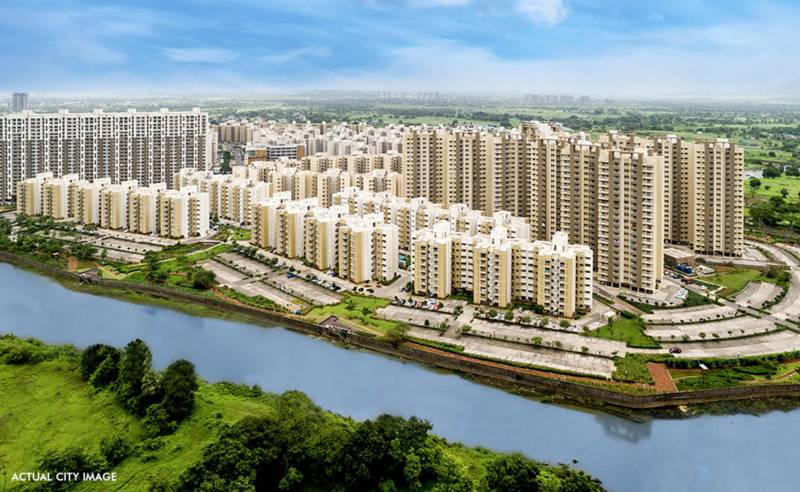 Images for Elevation of Lodha Palava Milano E F