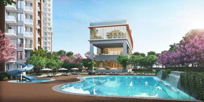 Images for Elevation of Hero Homes Gurgaon