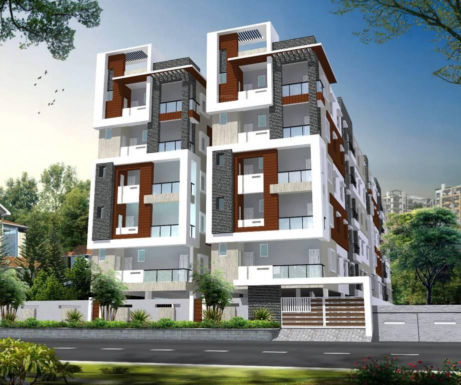 House Front Elevation Photos In Vijayawada : Yalamanchili fortune homes in gosala vijayawada price