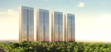 Images for Elevation of Godrej Platinum Wing B4