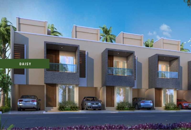 Images for Elevation of Alliance Humming Gardens Villas