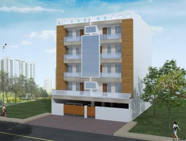 Images for Elevation of S S Property Swami Residency